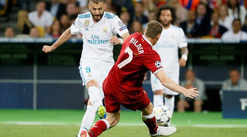 Big Match Preview- Real Madrid VS Liverpool