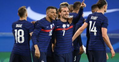 EURO 2020 The Contenders- France